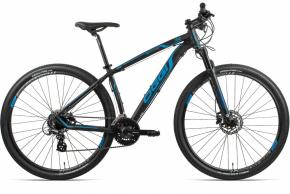 Bicicleta 29 Oggi Big Wheel 7.0 24V PRETO/AZUL (2017)