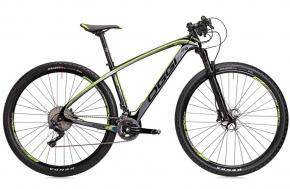 Bicicleta Oggi Agile Pro Carbon 29 Preto/Verde